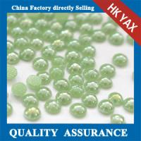 Wholesale green ceramic china hot fix rhinestones wholesale,hot fix rhinestones in bulk from china suppliers
