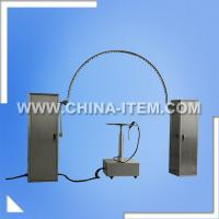 Wholesale IEC 60598 Figure 7 - Apparatus for testing protection against rain and splashing from china suppliers