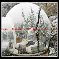 Wholesale Hot sale sleep camping lodge, travel tent, trip tent for event 4M PVC material from china suppliers