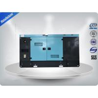 Wholesale Cummins Silent Diesel Powered Generator 80Kw 100Kva, IP23, H insulation class from china suppliers