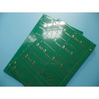Quality Legend 1.6mm 1oz immersion gold pcb Double Layer PTH Nanya Taiyo White Silkscreen for sale