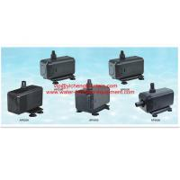 Wholesale Black High Spray Head Garden Pond Water Pumps 3.5 - 4.5 Meters from china suppliers