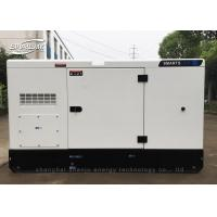 Quality VOLVO Diesel Power Generators For Home , Low Noise Electric Generator Set for sale