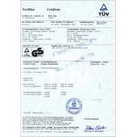 ONTEC INTERNATIONAL TRADING COMPANY LIMITED Certifications
