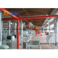 Wholesale Red Color Roll Winding Airlaid Paper Making Machine , Paper Products Manufacturing Machines from china suppliers