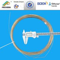 Wholesale PEEK small rod ,PEEK threadlet for 3D printing from china suppliers