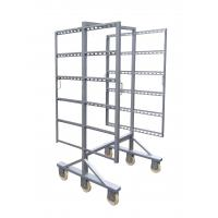 Wholesale Stainless Steel Buggy / 6 Layers Or 7 Layers Stainless Steel Baking Trolley from china suppliers