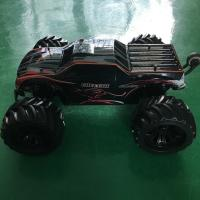 Buy cheap Two Channel Off Road Electric RC Car 2.4GHz 1/10th With Long Range Control Distance from wholesalers
