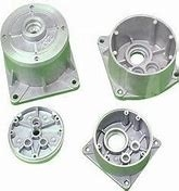 Buy cheap ADC-10 Aluminum Alloy Die Casting Manufacturing Process Mechanical Equipments from wholesalers
