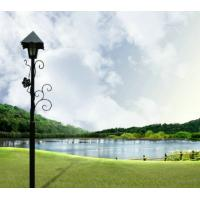 Wholesale park lighting exporter European style lighting pole/light poles outdoors from china suppliers