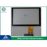 Wholesale FOG 10.1'' Projected Capacitance Touch Panel For Laptop Display Monitor Glass To Glass from china suppliers