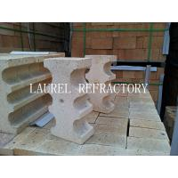Wholesale Special Shape Refractory High Alumina Clay Bricks For Fireplace / linings from china suppliers