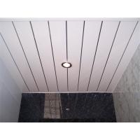 Quality Aging resistence White PVC Ceiling Panels For hospital , school for sale