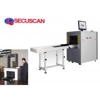 Wholesale Duel view  X ray Baggage Scanner Security Checkpoints / Hotels from china suppliers