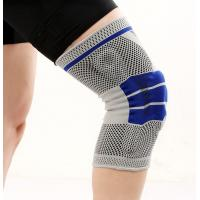 Buy cheap Silicone Knee Pads/High Quality Orthopedic Hinged knee Support from wholesalers