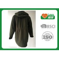 Wholesale S M L XL 2XL 3XL Eco Friendly Windbreak Fleece Hunting Jacket With Hood from china suppliers