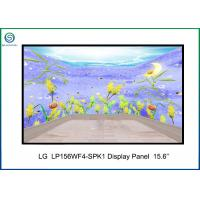 Wholesale ROHS 15.6'' LCD Display Panel Original LCM LP156WF4 - SPK1 Flat Panel Displays from china suppliers