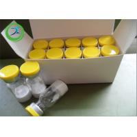 Wholesale White Powder Bodybuilding Muscle Growth Bremelanotide Human Growth Peptides PT-141 from china suppliers