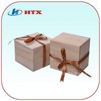 Wholesale Leisure Simple Wooden Packaging Box for Gift/Watch/Toy from china suppliers