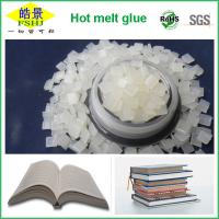 Wholesale Printing Company Hot Melt Adhesive Side Bookbinding / Transparent Granule from china suppliers
