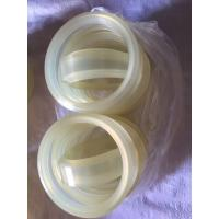 Wholesale Standard Natural Rubber Seal Kits , Concrete Pump Sealing Rings With Lip from china suppliers