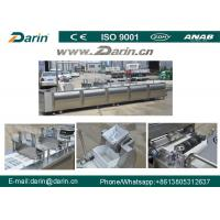 Wholesale Peanut Candy Bar Maker Cutting Machine / Cereal Fruit Nut Bar Production Line from china suppliers