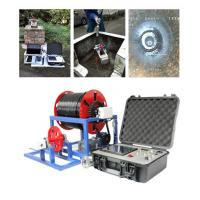 Quality CCTV Inspection Camera Borehole Video Inspection Camera Pipeline Camera for sale