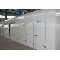 Wholesale OEM Bulk Meat Cold Storage Chamber Walk In Freezer For Supermarket from china suppliers