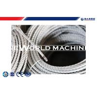 Wholesale Stable 8.3mm 8.6mm 9.1mm Galvanized Steel Wire Rope hoist parts from china suppliers