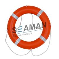 Wholesale 4kgs 720mm CCS / EC Cert Life Preserver Ring Marine Lifebuoy With Rescue Line Reflective Tape from china suppliers