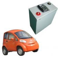 Wholesale Environmental Lithium Battery For High Speed Electric Car , 96V 60AH LiFePO4 Battery Pack from china suppliers