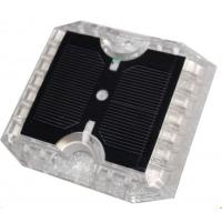 Buy cheap High reflective PC led solar road stud with CE ROHS from wholesalers