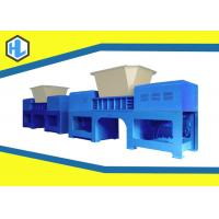 Wholesale 45kw Drive Power Household Garbage Shredder Machine 50 Mm Knife Thickness from china suppliers