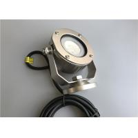 Wholesale Adjustable Underwater Pond Lights , Underwater LED Spotlights With CREE COB LED from china suppliers
