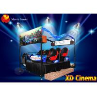Wholesale Popular 6DOF Electric Dynamic Platform XD Theatre VR GlassesⅡ With No Vertigo from china suppliers