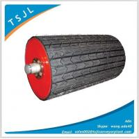 Wholesale Rubber lagging head pulley, pulley lagging rubber sheet from china suppliers