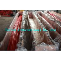 Wholesale Nimonic 80A Alloy Steel Seamless Pipes Good Creep Resistance PED Certification from china suppliers
