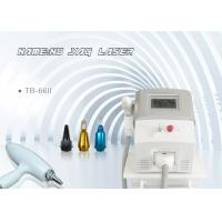 Wholesale Portable 1064nm 532nm 1320nm Carbon Peeling ND YAG Laser Tattoo Removal Machine from china suppliers