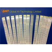 Wholesale Au Plating 8 Pin PC Ribbon Cable / Flat Flexible Cable Manufacturers from china suppliers