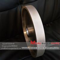 Buy cheap Electroplated CBN Grinding Wheels For Woodturning-julia@moresuperhard.com from wholesalers