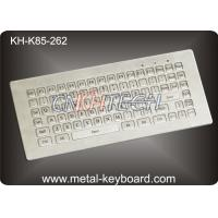 Wholesale 85 Keys Mini Industrial Metal Keyboard with dust - proof , anti - corrosive from china suppliers