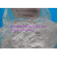 Wholesale Muscle Gain Anti Estrogen Steroids Testosterone Cypionate / Test Cyp from china suppliers