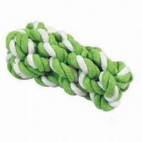 Quality Rope pet toy in various styles for sale