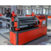 Wholesale steel Silo Wall Panel1.5 - 3mm Corrugated Steel Sheet Roll Forming Machine 55kw Motor from china suppliers