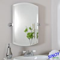 Buy cheap Unframed Bathroom Glass Mirror In Different Shapes And Sizes For Bathroom Applications from wholesalers