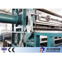 Quality Full Auto Paper Egg Tray Machine , Rotary Pulp Tray Machine 4000Pcs / H for sale
