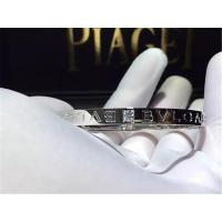 Quality Bvlgari diamond logo Bracelet 18k gold white gold yellow gold rose gold diamond Bracelet for sale