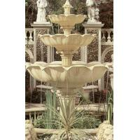 Wholesale Sandstone fountain in garden from china suppliers