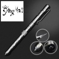 Quality Wholesale Special Design multi founctional tactical pen with compass and knife Self Defense tool for sale