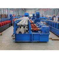 China Automatic Metal Roll Forming Machine With Inner Diameter 500mm Manual Decoile on sale